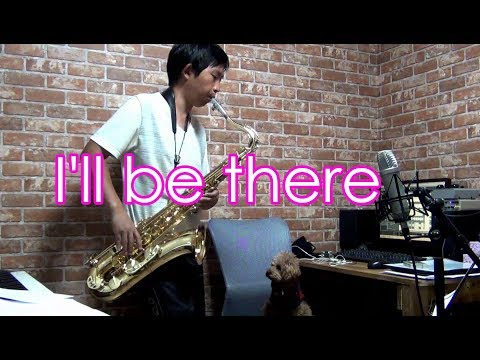 Arashi - I'll be there - Tenor Saxophone Cover