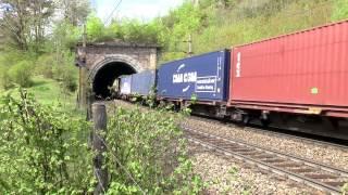 Die Semmeringbahn und ihre Tunnel Teil 2/5: Streckenabschnitt zwischen Eichberg und Klamm