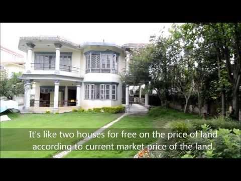 House for sale at Khumaltar Patan Lalitpur Kathmandu Nepal