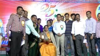 JNV Kommadi Silver Jubilee Celebrations