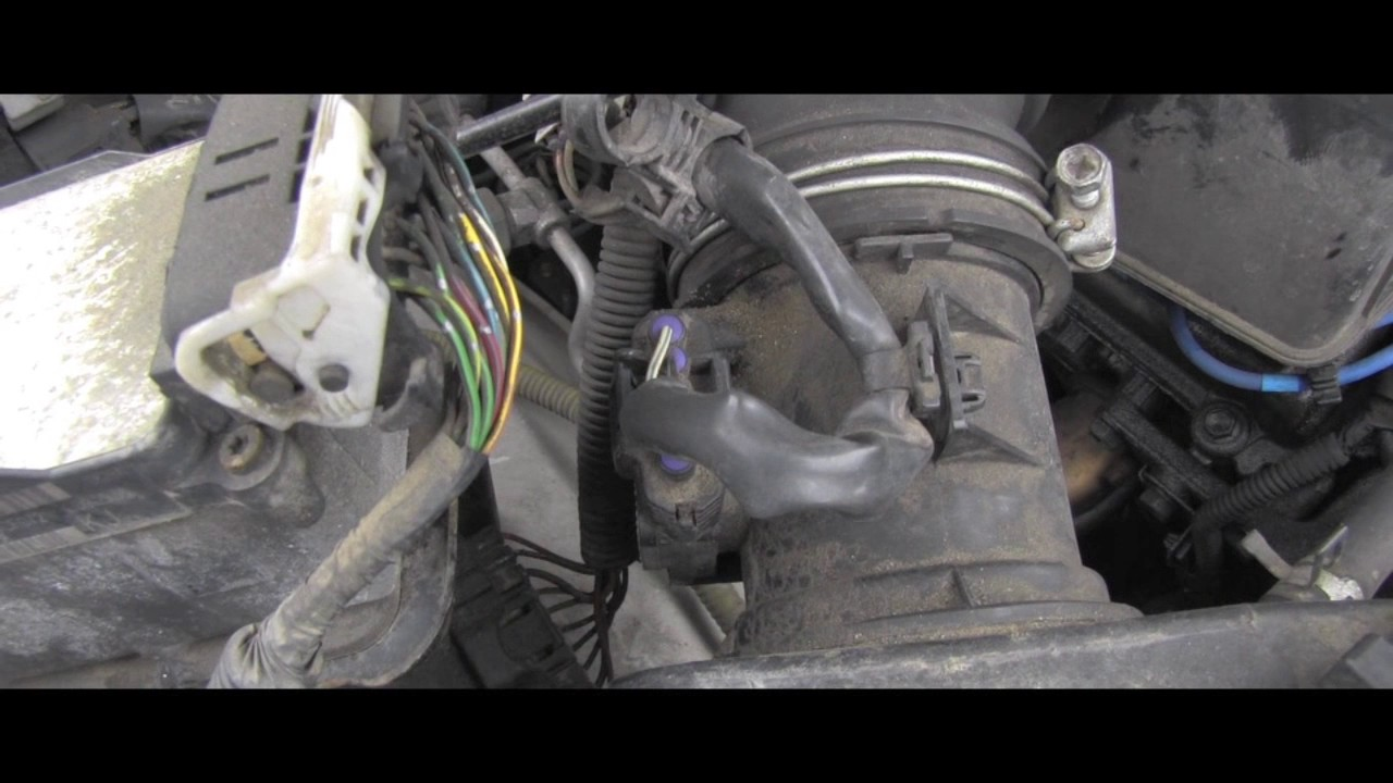 Maxresdefault on Toyota Camry Idle Air Control Valve Location