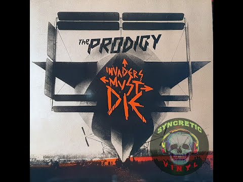 53 The Prodigy  - Warrior's Dance  [2009 -Invaders Must Die]