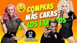 LAS COMPRAS MÁS CARAS (Y RARAS) DE LOS FAMOSOS