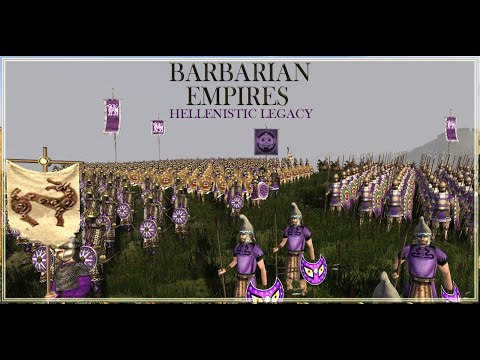 Barbarian Empires: Hellenistic Legacy V1.0.3 - Боспорское царство