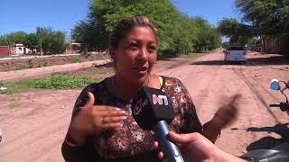 Crimen en el barrio Juan F. Ibarra
