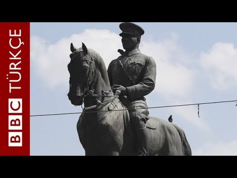BBC Arşivlerinde Türkiye: 12 Eylül askeri yönetimi Atatürk'ü kültleştirdi mi? (1981))