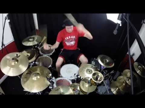 Journey - Drum Cover - Any Way You Want It