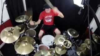 Journey Drum Cover Any Way You Want It