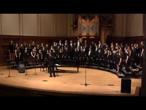 Lawrence University Choirs - November 13, 2015