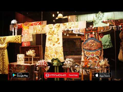 National Museum – Tour – Singapore – Audio guide – MyWoWo Travel App