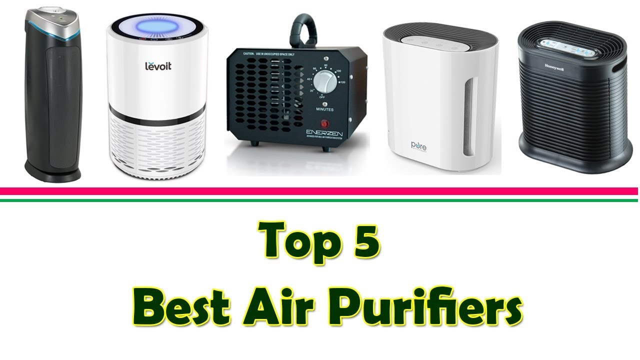 top 5 best air purifiers 2017 best air purifiers for weed smoke youtube. Black Bedroom Furniture Sets. Home Design Ideas