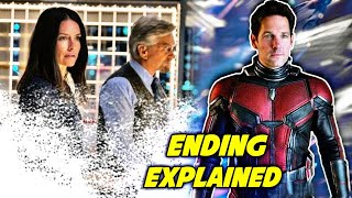 Ant-Man & The Wasp Post Credit Scene Explained in HINDI | Ant-Man & Wasp Ending Explained In HINDI