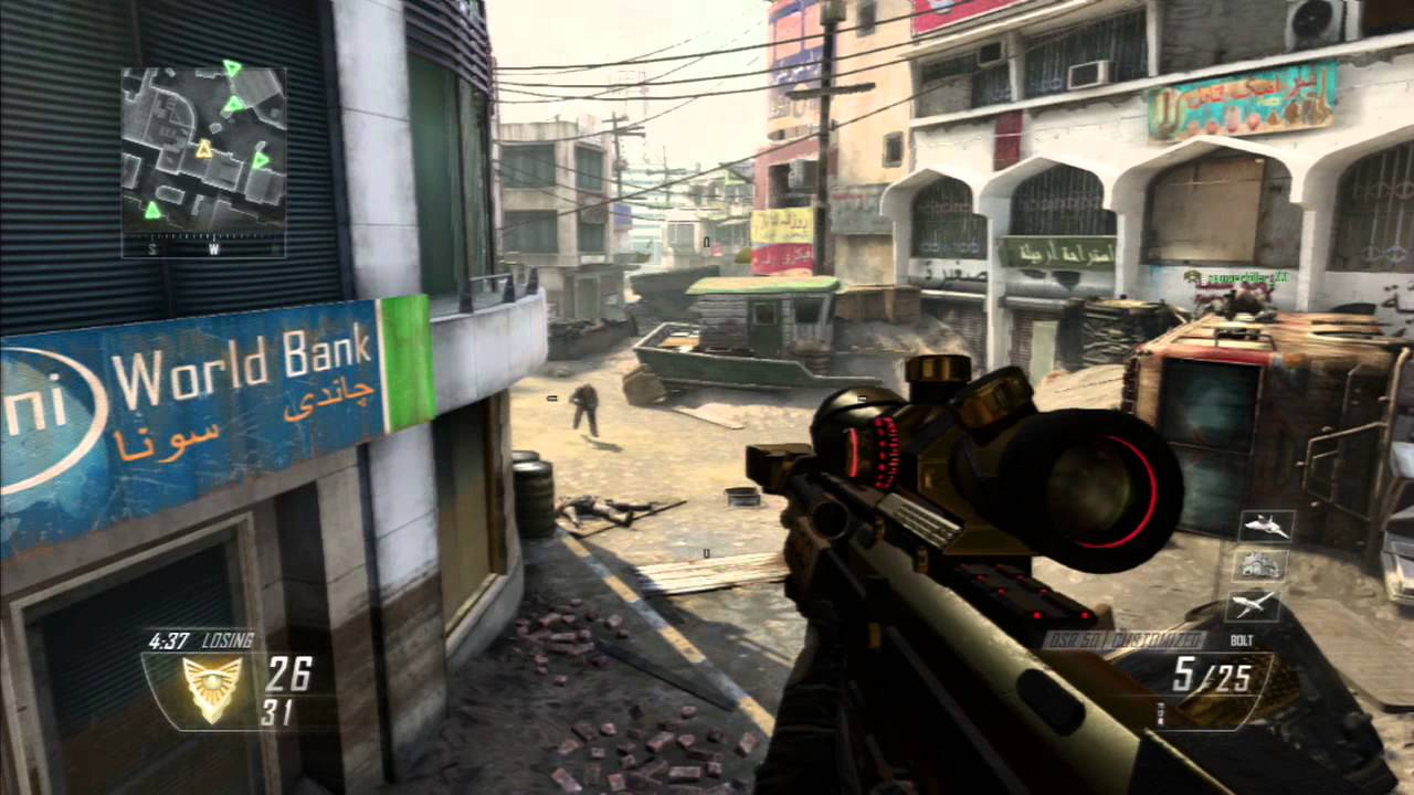 Call of duty black ops no scope montage dresses