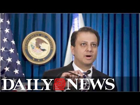 Preet Bharara gets job at NYU School of Law