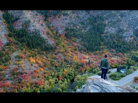 A Trip Through Fall | Logan Utah