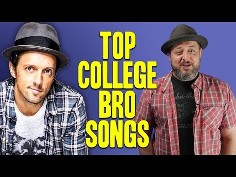 Top College Bro Songs | Marty Music
