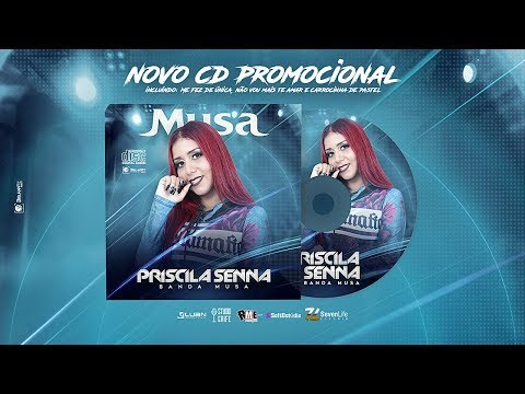 Banda Musa - Me Fez de Única [CD Promocional 2018.2]