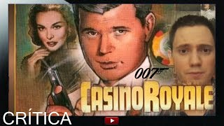 Crítica 007 Climax!: Casino Royale (1954) Review (Ciclo James Bond)