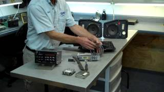 how to chevy corvette bose c4 stereo radio speaker amp speakers amplifier troubleshooter 1990 1996