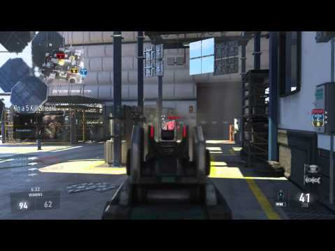 "AW: RUSHING ""DNA BOMB"" on Solar - Call of Duty: Advanced Warfare"