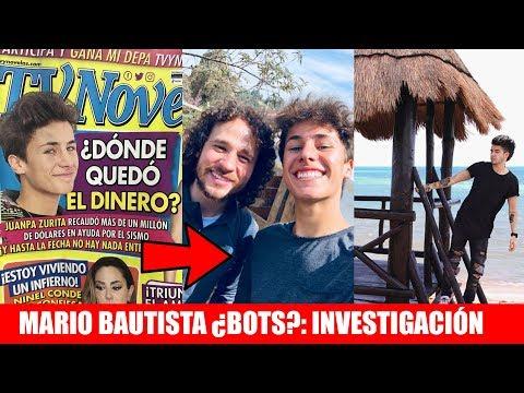 Luisito Comunica le salva el pellejo a Juanpa Zurita | Mario Bautista ¿Utilizó bots?