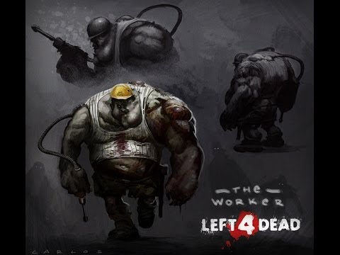 Left 4 Dead 3 New Infected Ideas (Unofficial)