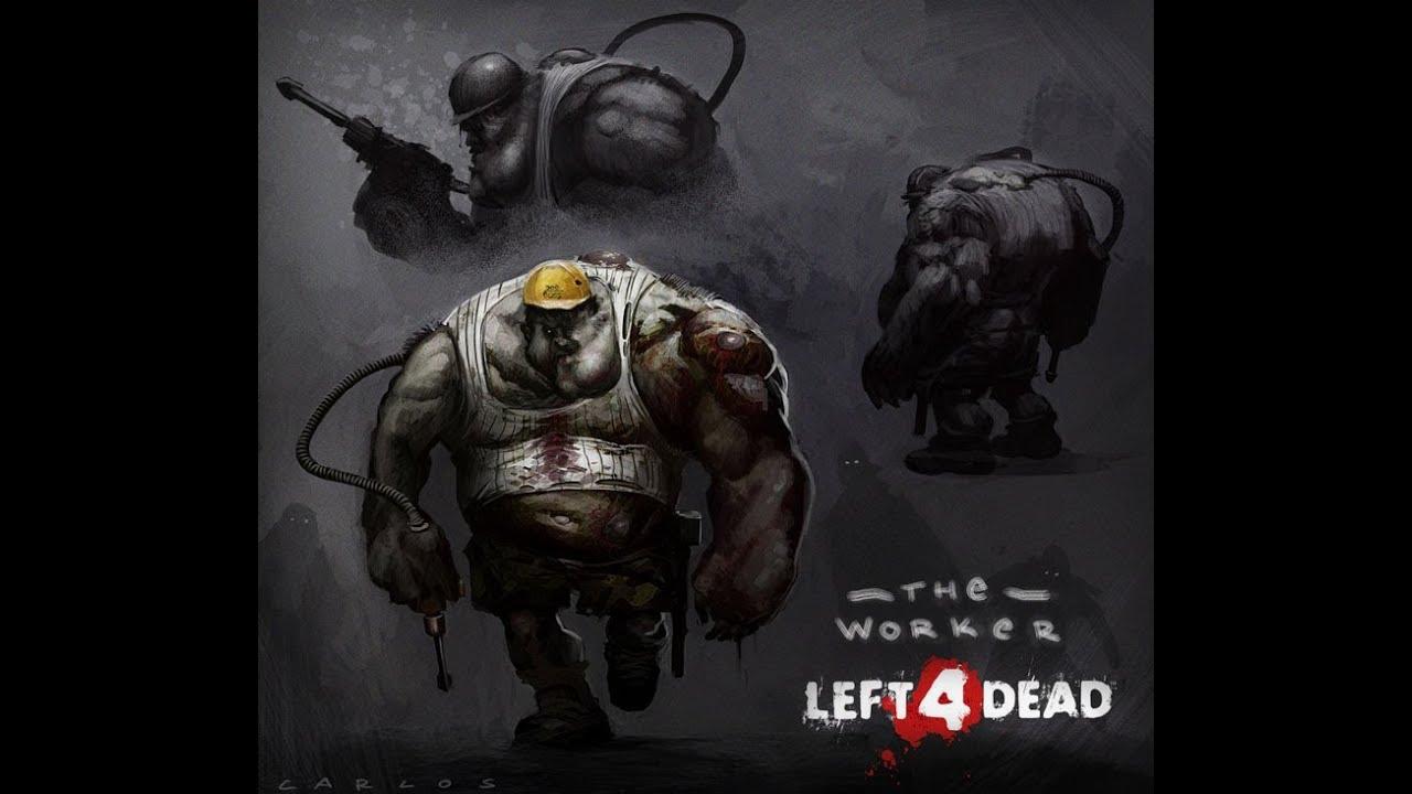 скачать игру про зомби Left 4 Dead 3 - фото 8