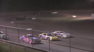 Heart O' Texas Speedway IMCA Stock Car Feature