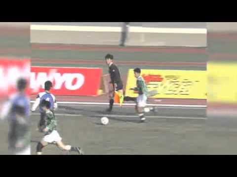 第2回 Jユースカップ決勝 V川崎×...