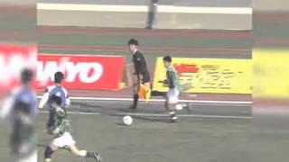 第2回 Jユースカップ決勝 V川崎×G大阪