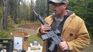 Radical AR-15 barrel dead at 22,000 rds