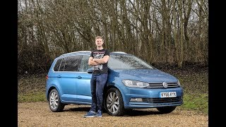 volkswagen Touran review  Parkers