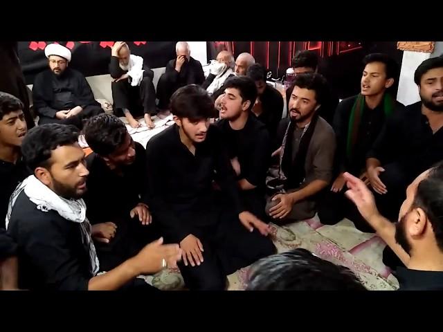 Daste Abbasia karasmathang new noha 2019 ll Muharram 2019 Sham ko rota chala hai bakasun ka Qafila