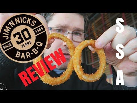 Jim 'N Nick's BBQ review WATCH ME EAT