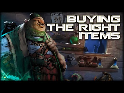 Dota 2: How To Decide What Item To Buy In Any Game | Pro Dota 2 Guides