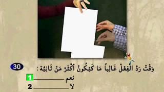 examen route séries 14 Code de Permis Maroc 2019