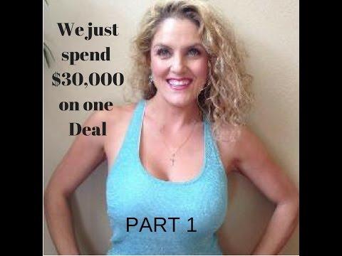 $30,000 Deal Part 1 Rene Casey Nezhoda Storagewars ANTIQUE HOARDER