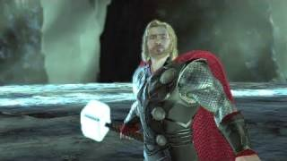 THOR - Fate of Asgard Gameplay Trailer (2011) OFFICIAL   HD