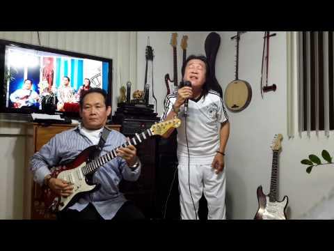 Mau Nhuom Ben Do Xua - Minh Phuong - Hoang Phuc Guitar September 16, 2015