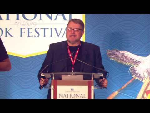 Luis Alberto Urrea: 2016 National Book Festival