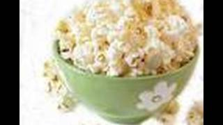 Easy Popcorn ~ October is National Popcorn Popping Month!