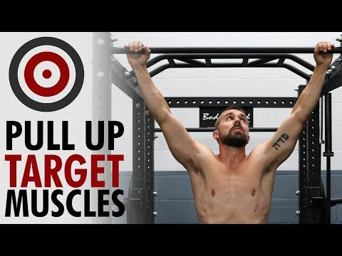 Pull Up Variations and Muscles Worked