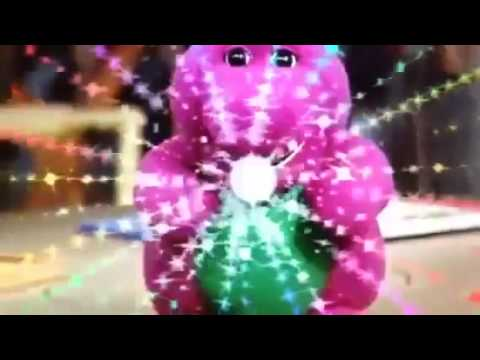 Barney Comes To Life An Adventure In Make Believe Youtube