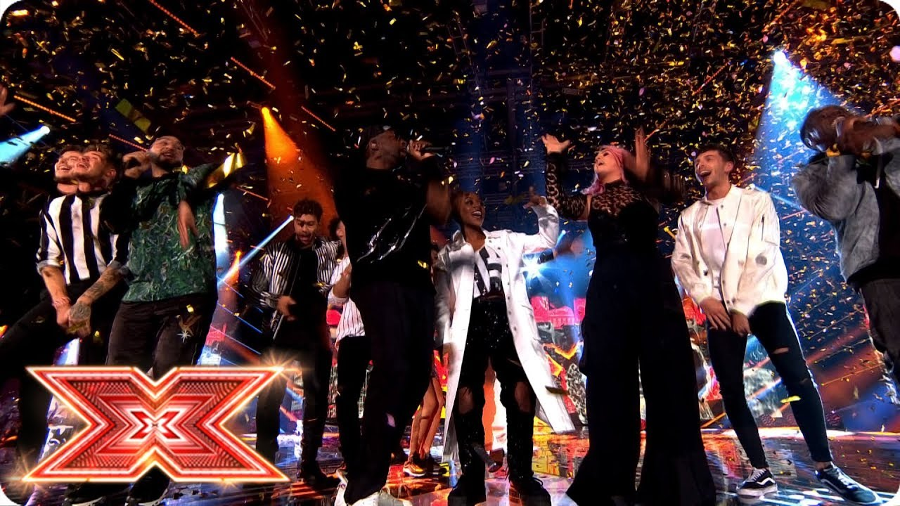 The winner of the show X-factor is defined 09.01.2011 92