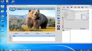КАК СДЕЛАТЬ ПОЧТИ СВОЮ КАРТИНКУ. Обзор на программу WebcamMax