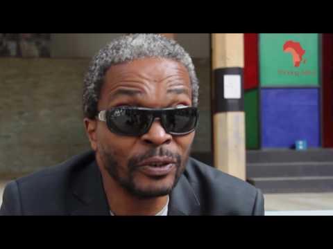 Simon Njami, Curateur, Directeur artistique de la 12ème édition de Dak'art