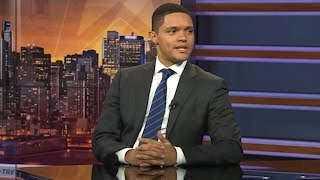 Trevor Noah's lowest moment