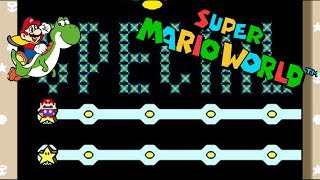 Mundo especial Super Mario World! #1