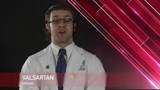 Valsartan or Diovan Medication Information (dosing, side effects, patient counseling)