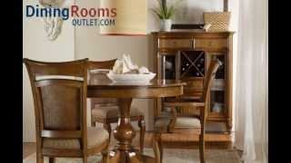 Hooker Furniture Windward Dining Table Set at DiningRoomsOutlet.com